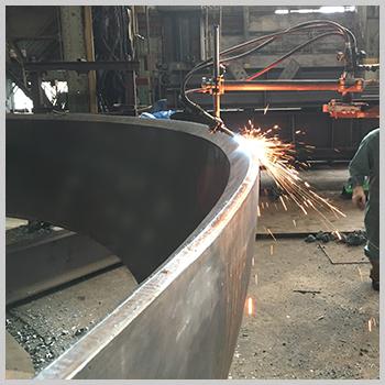 Steel Plant Photo