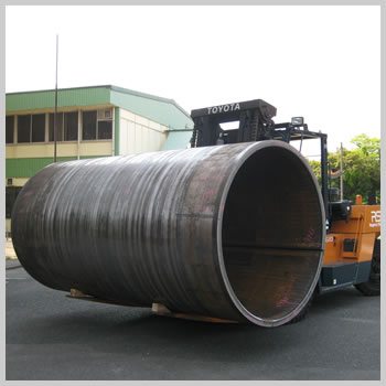Steel Pipes and Tubes for Structure Photo