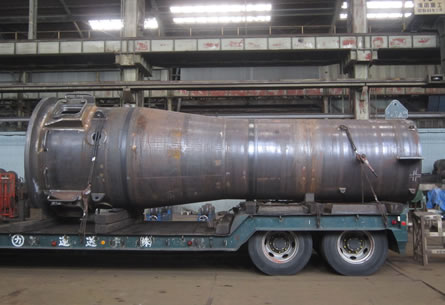Extra thick Large Diameter Pipe Photo01